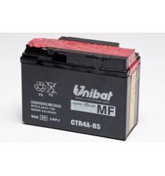 Аккумулятор UNIBAT YTR4A-BS