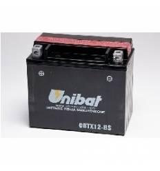 Аккумулятор UNIBAT YTX12-BS