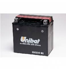 Аккумулятор UNIBAT YTX14-BS