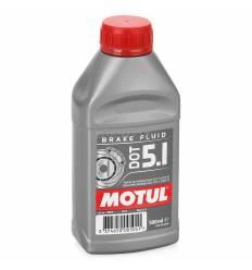 Тормозная жидкость Motul DOT 3&4 Brake Fluid 500мл