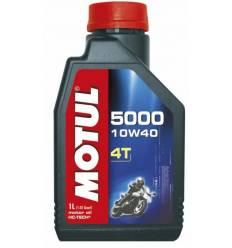 Моторное масло Motul 5000 4T 10W-40 1л