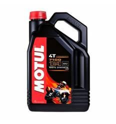 Моторное масло Motul 7100 4T 10W-40 4л