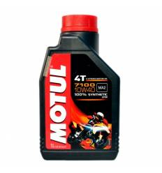 Моторное масло Motul 7100 4T 10W-40 1л