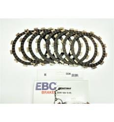 Фрикционные диски сцепления Suzuki Bandit 600 95-04 EBC CK3348 (комплект)