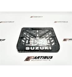 Рамка для номера мотоцикла нового образца Suzuki 19х14см