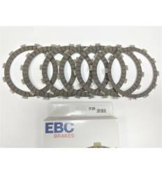 Фрикционные диски сцепления Honda CB 400 SF 99-05 / CB 750 92-02 EBC CK1265 (комплект)