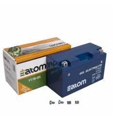Аккумулятор Atom YT7B 4 / YT7B BS GEL гелевый