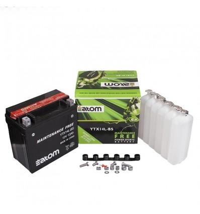 Аккумулятор Atom YTX14L BS MF