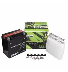 Аккумулятор Atom YTX16 BS MF  YTX16 BS