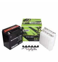 Аккумулятор Atom YTX16-BS-1 MF /  YTX16 BS 1