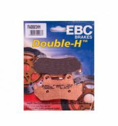 Тормозные колодки задние EBC FA069/3HH DOUBLE H Sintered