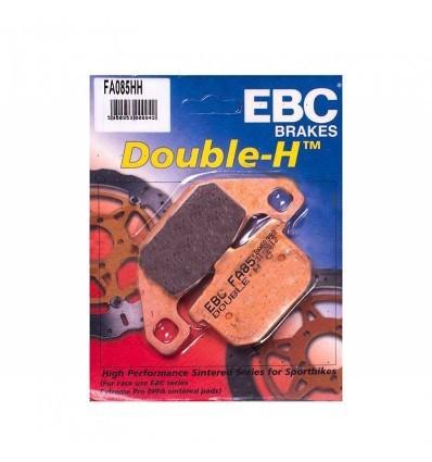 Тормозные колодки EBC FA085 HH DOUBLE H Sintered