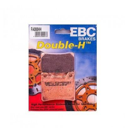 Тормозные колодки EBC FA088 HH DOUBLE H Sintered