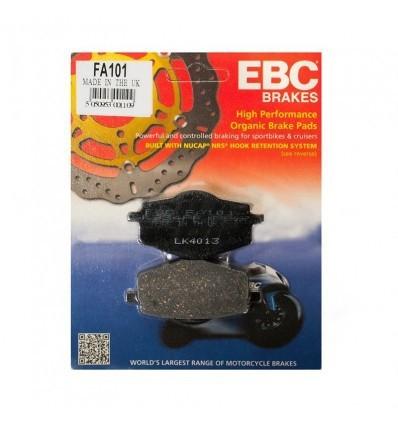 Тормозные колодки EBC FA101 / FA 101