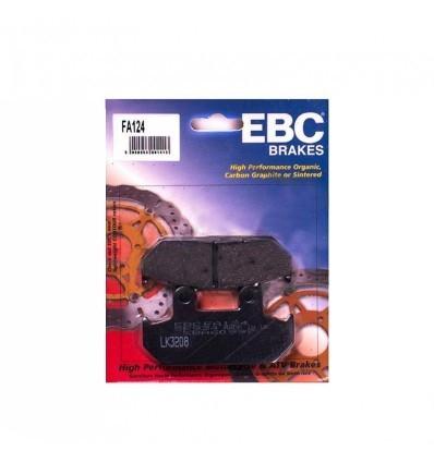 Тормозные колодки EBC FA124 / FA 124