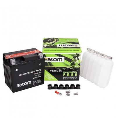 Аккумулятор Atom YTX5L BS MF / YTX5l-BS