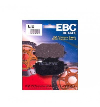 Тормозные колодки EBC FA136 / FA 136