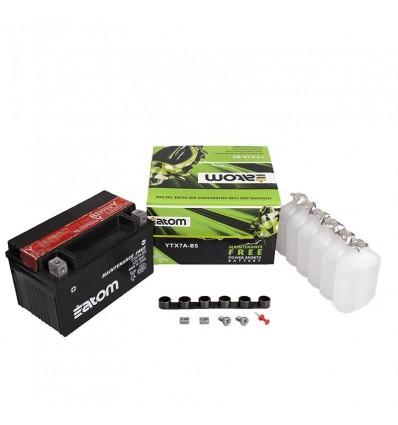 Аккумулятор Atom YTX7A BS MF / YTX7A-BS