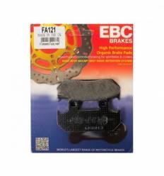 Тормозные колодки EBC FA121 / FA 1021