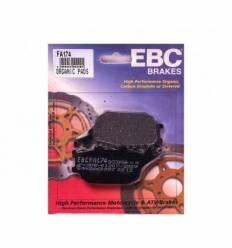 Тормозные колодки задние EBC FA174