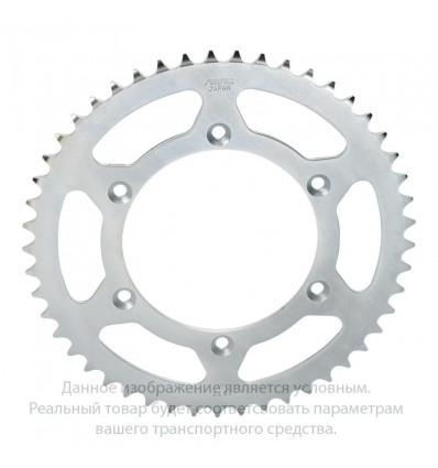 Звезда задняя 42 зубьев 1-4347-42 стальная / JTR1489-42
