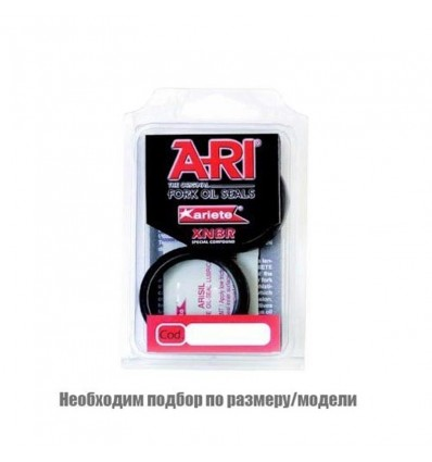 Сальники вилки (комплект) ARI.036 TCL 43x55x10.5/12