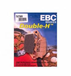 Тормозные колодки задние EBC FA174 HH DOUBLE H Sintered