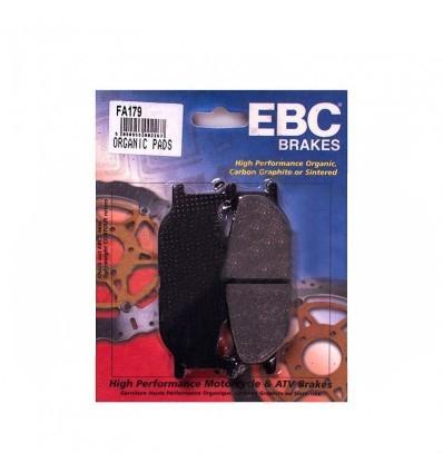 Тормозные колодки передние EBC FA179