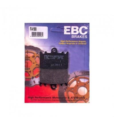 Тормозные колодки EBC FA180 / FA 180