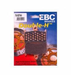 Тормозные колодки EBC FA187 HH DOUBLE H Sintered