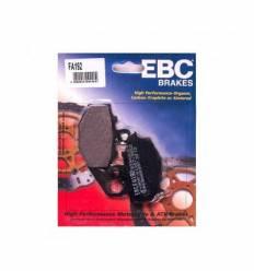 Тормозные колодки задние EBC FA192