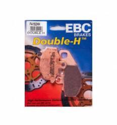 Тормозные колодки задние EBC FA192 HH DOUBLE H Sintered