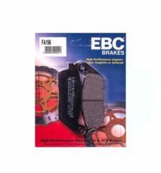 Тормозные колодки EBC FA196 / FA 196