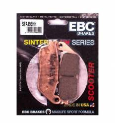 Тормозные колодки для скутера EBC SFA196HH / SFA 196 HH