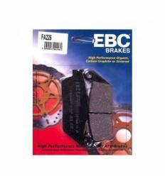 Тормозные колодки передние EBC FA226