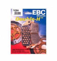 Тормозные колодки передние EBC FA226 HH DOUBLE H Sintered