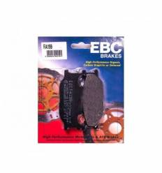 Тормозные колодки передние EBC FA199