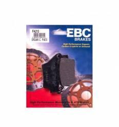 Тормозные колодки задние EBC FA213