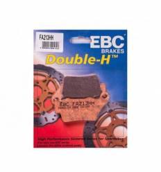 Тормозные колодки FA213HH DOUBLE H Sintered