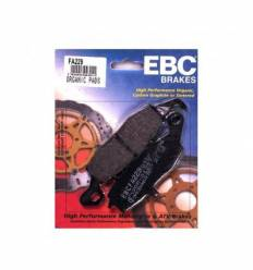 Тормозные колодки передние EBC FA229