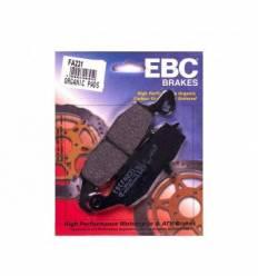 Тормозные колодки EBC FA231