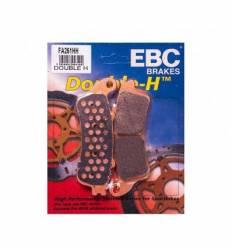 Тормозные колодки EBC FA261 HH DOUBLE H Sintered