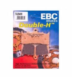 Тормозные колодки передние EBC FA294 HH DOUBLE H Sintered