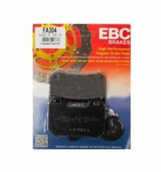 Тормозные колодки задние EBC FA304