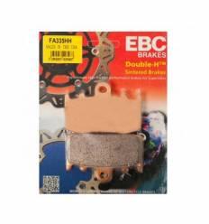 Тормозные колодки передние EBC FA335 HH DOUBLE H Sintered