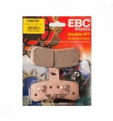 Тормозные колодки передние FA457 HH DOUBLE H Sintered / 44082-08 / 46363-11