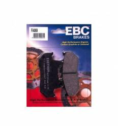 Тормозные колодки EBC FA069