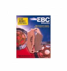 Тормозные колодки передние EBC FA185R
