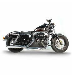 Дуги Harley Davidson Sportster 1200 / 883 04-15 CRAZY IRON 65051 цвет Черный Матовый