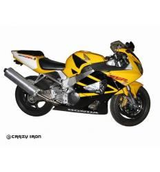 Слайдеры в ось заднего колеса для Honda CBR929RR, CBR954RR, CBR1000RR